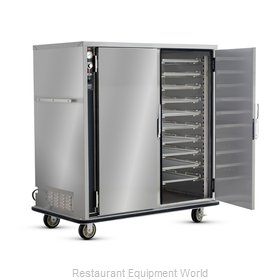 Food Warming Equipment UHS-20 Heated Cabinet, Mobile
