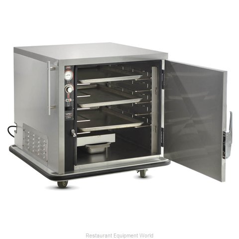 Food Warming Equipment UHS-4 Heated Holding Cabinet Mobile Half-Height