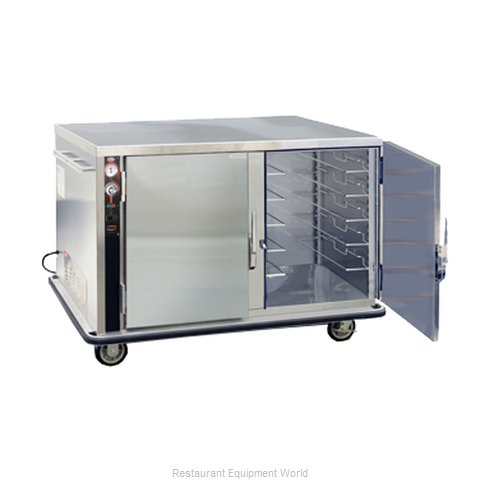 Food Warming Equipment UHS-5-10 Heated Holding Cabinet Mobile Half-Height