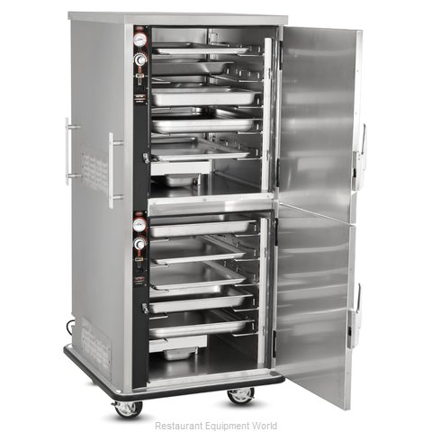 Food Warming Equipment UHS-5-5 Heated Cabinet, Mobile