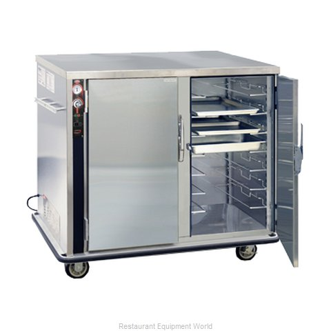 Food Warming Equipment UHS-7-14 Heated Holding Cabinet Mobile Half-Height