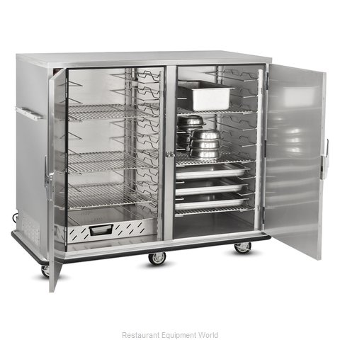 Food Warming Equipment UHS-BQ-120-XL Banquet Cabinet Cart Heated (Magnified)