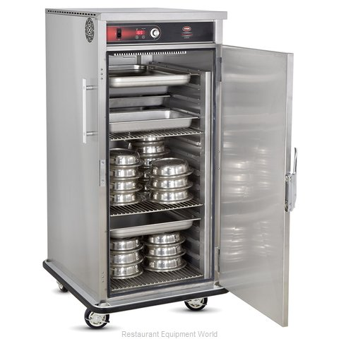 Food Warming Equipment UHST-GN-4860-BQ Banquet Cabinet Cart Heated