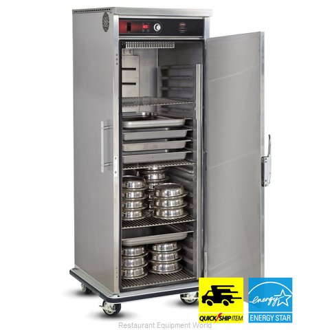 Food Warming Equipment UHST-GN-6480-BQ Banquet Cabinet Cart Heated