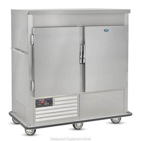 Food Warming Equipment URS-14-GN Banquet Cart Cabinet Refrigerated