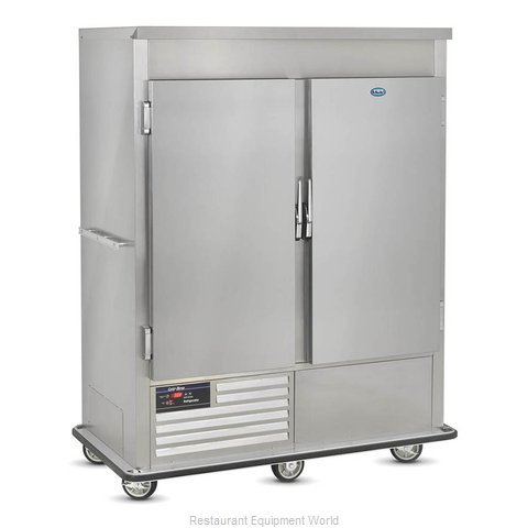 Food Warming Equipment URS-20-GN Banquet Cart Cabinet Refrigerated