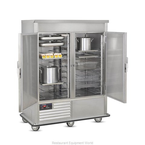 Food Warming Equipment URS-20 Cabinet Mobile Refrigerated