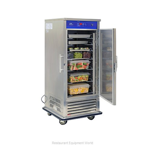 Food Warming Equipment URS-8 Cabinet Mobile Refrigerated