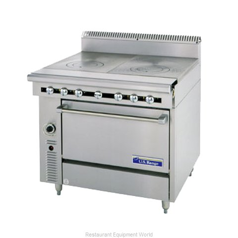 Garland / US Range C836-10 Hot Top Gas Heavy Duty Range