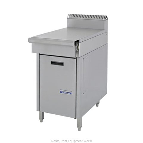 Garland / US Range C836-FMD Drain Cabinet (Magnified)