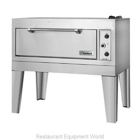 Garland / US Range E2005 Oven, Deck-Type, Electric