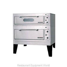 Garland / US Range E2015 Oven, Deck-Type, Electric