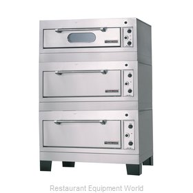 Garland / US Range E2155 Oven, Deck-Type, Electric