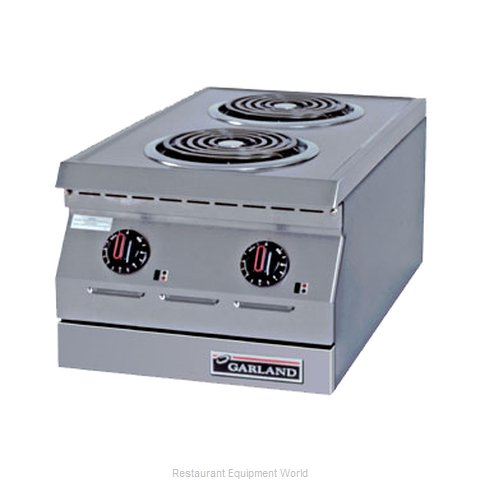 Garland / US Range ED-15H Hotplate Counter Unit Electric