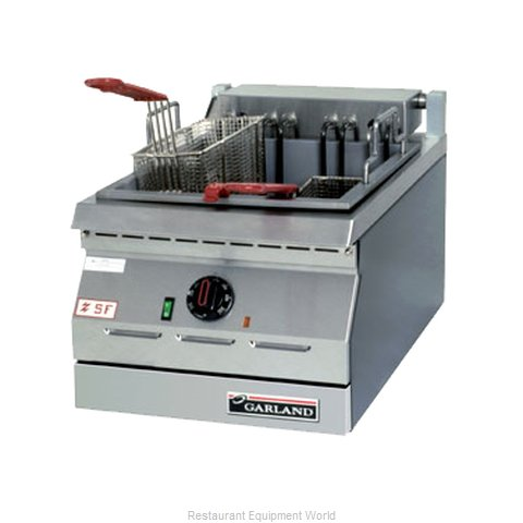Garland / US Range ED-15SF Fryer Counter Unit Electric Full Pot