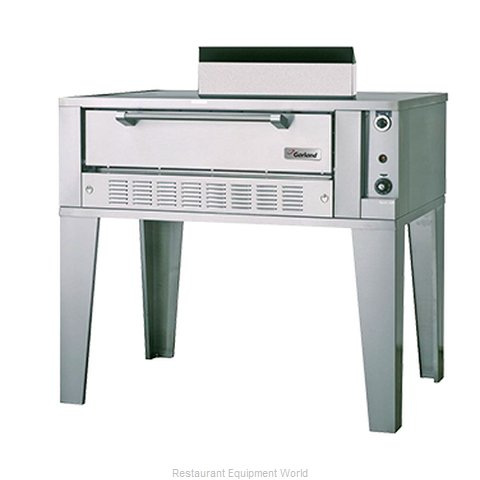 Garland / US Range G2071 Oven, Deck-Type, Gas (Magnified)