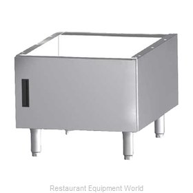Garland / US Range G24-BRL-CAB Equipment Stand, for Countertop Cooking