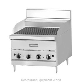 Garland / US Range G24-BRL Charbroiler Gas Counter Model