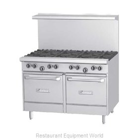 Garland / US Range G48-6G12RS G-Series Restaurant Range