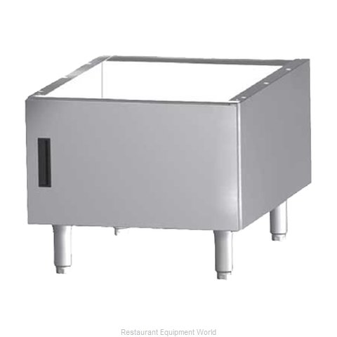 Garland / US Range G48-BRL-CAB Equipment Stand for Countertop Cooking