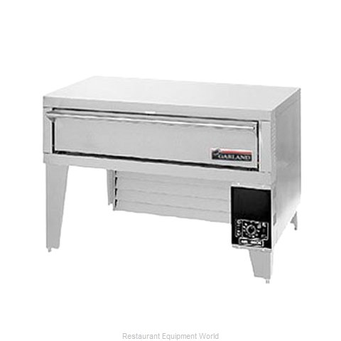 Garland / US Range G56PB Pizza Oven, Deck-Type, Gas (Magnified)