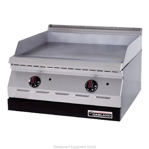 Garland / US Range GD-24GFF Griddle Counter Unit Gas (Magnified)
