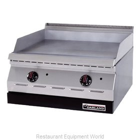 Garland / US Range GD-24GFF Griddle, Gas, Countertop