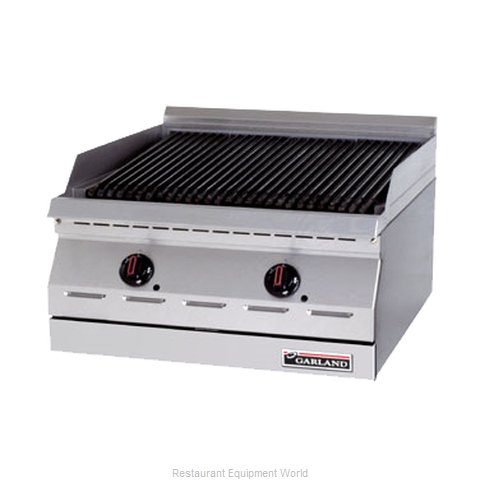 Garland / US Range GD-30RBFF Charbroiler, Gas, Countertop (Magnified)