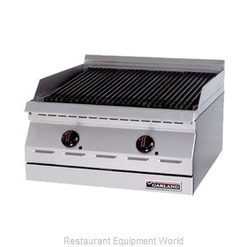 Garland / US Range GD-36RBFF Charbroiler Gas Counter Model