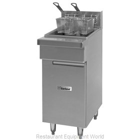 Garland / US Range GF16-FR Fryer, Gas, Floor Model, Full Pot