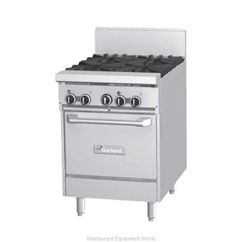 Garland / US Range GFE24-G24L Griddle Gas Restaurant Range Match