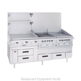 Garland / US Range GN17C46 Equipment Stand, Refrigerated Base