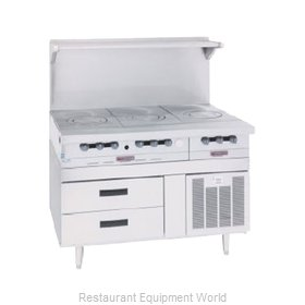 Garland / US Range GN17R34 Equipment Stand, Refrigerated Base