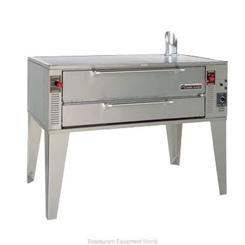 Garland / US Range GPD-48 Pizza Oven Deck-Type Gas