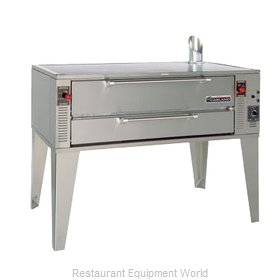 Garland / US Range GPD-60 Pizza Oven, Deck-Type, Gas