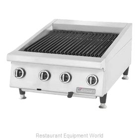 Garland / US Range GTBG48-AR48 Charbroiler Gas Counter Model