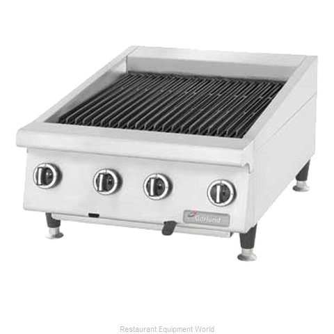 Garland / US Range GTBG72-NR72 Charbroiler Gas Counter Model (Magnified)