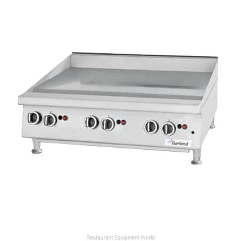 Garland / US Range GTGG72-G72M Griddle Counter Unit Gas (Magnified)