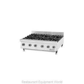 Garland / US Range GTOG36-6 Hotplate, Countertop, Gas