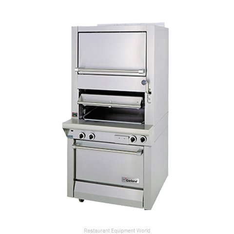 Garland / US Range M100XRM Infra-Red Broiler (Magnified)