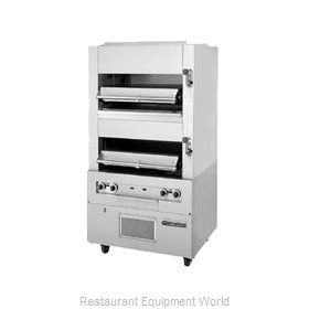 Garland / US Range M110XM Broiler, Deck-Type, Gas