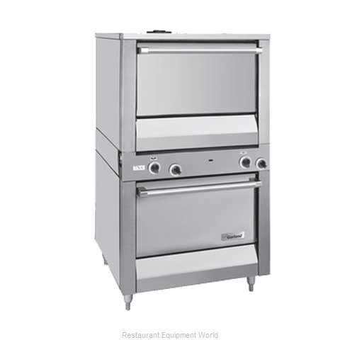 Garland / US Range M2R Oven Heavy-Duty Range Type Gas (Magnified)