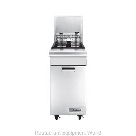 Garland / US Range M35SS Fryer, Gas, Floor Model, Full Pot