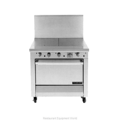 Garland / US Range M46R Hot Top Gas Heavy Duty Range