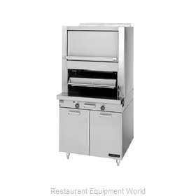 Garland / US Range M60XR Broiler, Deck-Type, Gas