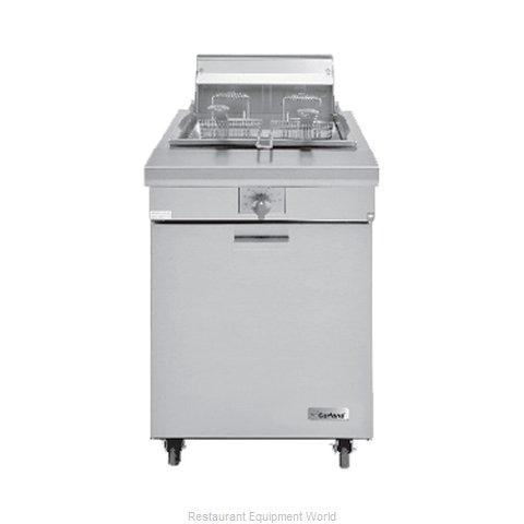 Garland / US Range M70SS Fryer, Gas, Floor Model, Full Pot