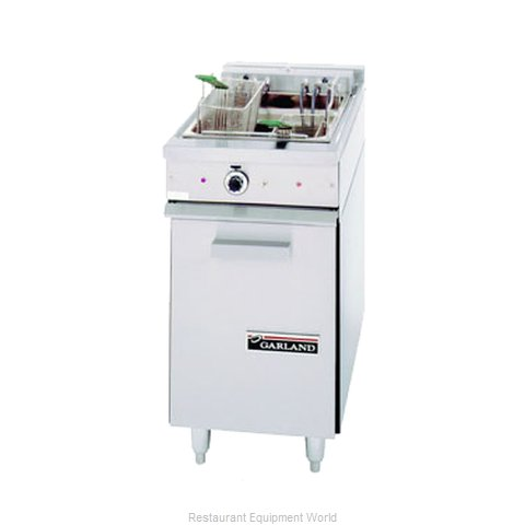 Garland / US Range S18SF Fryer Floor Model Electric Full Pot