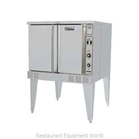 Garland / US Range SCO-GS-10S Convection Oven, Gas