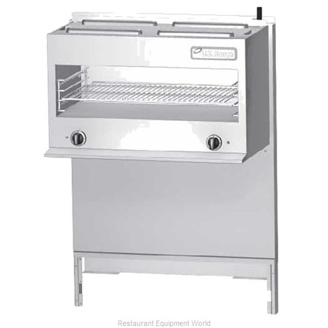 Garland / US Range UIRCM36 Infra-Red Cheesmelter