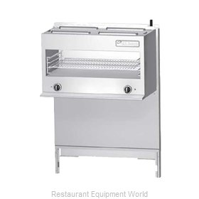 Garland / US Range UIRCM48 Infra-Red Cheesmelter